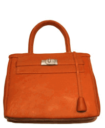 Nußhandtasche