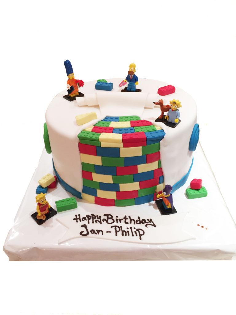 Lego Torte Festtagstorten Caf Conditorei Albring R Del